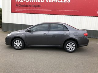 2009 Toyota Corolla ZRE152R Ascent Graphite 4 Speed Automatic Sedan