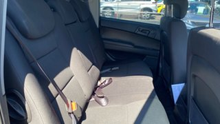 2013 Ssangyong Actyon Sports Q150 MY12 Tradie Black 6 Speed Sports Automatic Utility