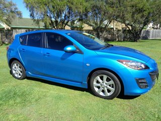 2011 Mazda 3 BL10F1 MY10 Neo Blue 6 Speed Manual Hatchback.