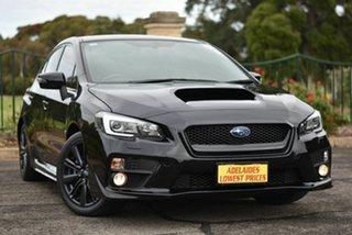 2014 Subaru WRX V1 MY15 Premium Lineartronic AWD Black 8 Speed Constant Variable Sedan.