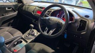 2012 Kia Sportage SL MY12 SI Silver 6 Speed Sports Automatic Wagon