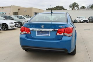 2014 Holden Cruze JH Series II MY14 SRi-V Blue 6 Speed Manual Sedan