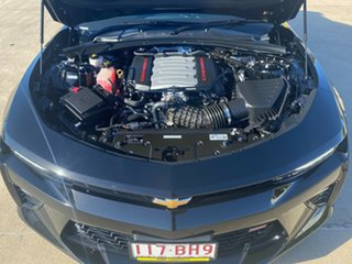 2018 Chevrolet Camaro MY18 2SS Black 8 Speed Sports Automatic Coupe