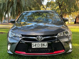 2016 Toyota Camry ASV50R Atara SX Grey 6 Speed Sports Automatic Sedan.