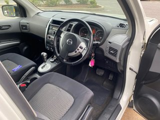 2008 Nissan X-Trail T31 ST White 1 Speed Constant Variable Wagon