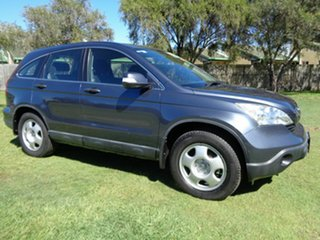 2009 Honda CR-V RE MY2007 4WD Blue 5 Speed Automatic Wagon