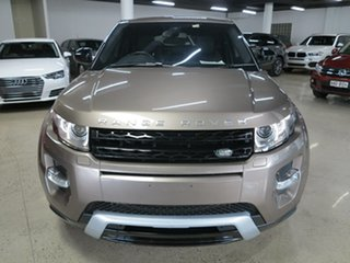 2015 Land Rover Range Rover Evoque L538 MY15 Dynamic Bronze 9 Speed Sports Automatic Wagon.