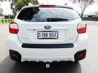 2015 Subaru XV G4X MY15 2.0i-S Lineartronic AWD White 6 Speed Constant Variable Wagon