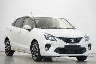 2020 Suzuki Baleno EW Series II GLX Arctic White 4 Speed Automatic Hatchback.
