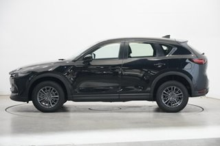 2018 Mazda CX-5 KF4W2A Touring SKYACTIV-Drive i-ACTIV AWD Black 6 Speed Sports Automatic Wagon.