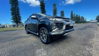 2019 Mitsubishi Triton MR MY20 GLS Double Cab Grey 6 Speed Sports Automatic Utility