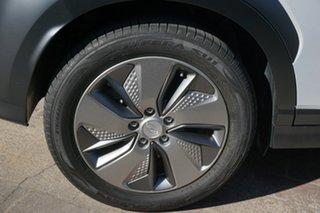 2019 Hyundai Kona OS.3 MY19 electric Highlander White 1 Speed Reduction Gear Wagon