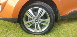 2013 Hyundai ix35 LM2 Highlander AWD Atomic Orange 6 Speed Sports Automatic Wagon.