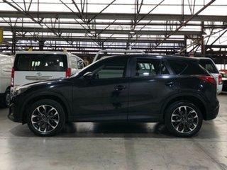 2015 Mazda CX-5 KE1032 Grand Touring SKYACTIV-Drive AWD Black 6 Speed Sports Automatic Wagon