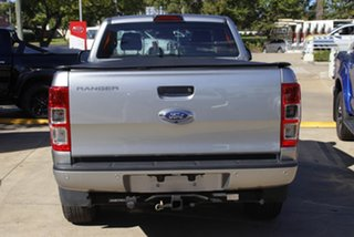 2016 Ford Ranger PX MkII XL Silver 6 Speed Manual Utility