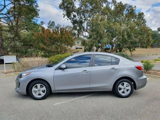 2013 Mazda 3 BL10F2 MY13 Neo Aluminium 6 Speed Manual Sedan