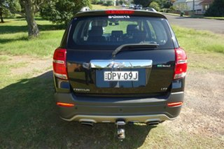 2014 Holden Captiva CG MY14 7 AWD LTZ Black 6 Speed Sports Automatic Wagon