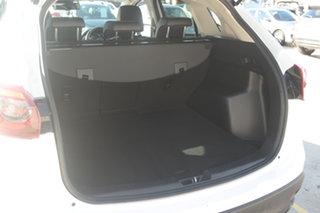 2017 Mazda CX-5 KE1032 Grand Touring SKYACTIV-Drive i-ACTIV AWD White 6 Speed Sports Automatic Wagon