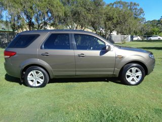 2011 Ford Territory SZ TX Seq Sport Shift Brown 6 Speed Sports Automatic Wagon.