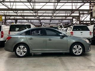 2014 Holden Cruze JH Series II MY14 SRi Grey 6 Speed Sports Automatic Sedan