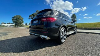 2016 Mercedes-Benz GLC-Class X253 807MY GLC250 9G-Tronic 4MATIC Black 9 Speed Sports Automatic Wagon