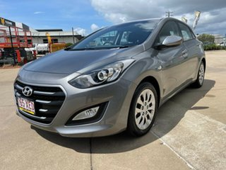 2016 Hyundai i30 GD4 Series II MY17 Active Grey/260417 6 Speed Sports Automatic Hatchback