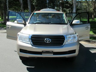 2008 Toyota Landcruiser VDJ200R GXL Gold 6 Speed Sports Automatic Wagon