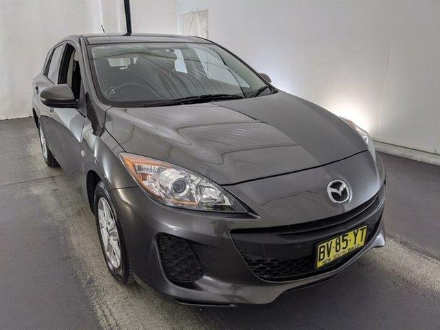 Used Mazda 3 BL10F2 MY13 Neo Maryville, 2013 Mazda 3 BL10F2 MY13 Neo Grey 6 Speed Manual Hatchback
