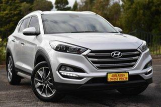 2017 Hyundai Tucson TL2 MY18 Elite 2WD Silver 6 Speed Sports Automatic Wagon.