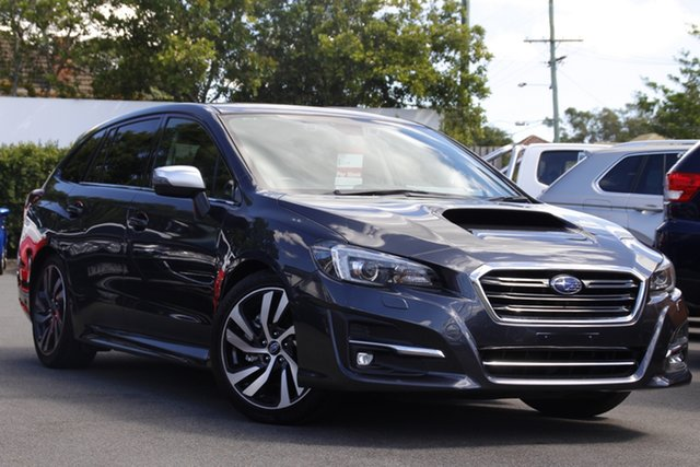 Used Subaru Levorg V1 MY18 2.0 GT-S CVT AWD Mount Gravatt, 2018 Subaru Levorg V1 MY18 2.0 GT-S CVT AWD Grey 8 Speed Constant Variable Wagon