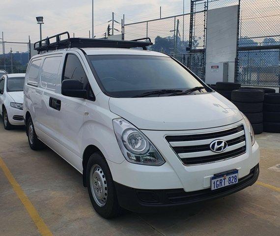 Used Hyundai iLOAD TQ3-V Series II MY17 Edgewater, 2016 Hyundai iLOAD TQ3-V Series II MY17 White 6 Speed Manual Van