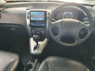 2009 Hyundai Tucson JM MY09 City Elite Silver 4 Speed Sports Automatic Wagon.