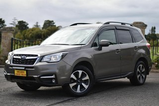 2018 Subaru Forester S4 MY18 2.0D-L CVT AWD Gold 7 Speed Constant Variable Wagon.