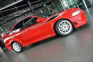 2000 Mitsubishi Lancer CP 9A Evolution VI Red 5 Speed Manual Sedan