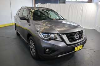 2017 Nissan Pathfinder R52 Series II MY17 ST-L X-tronic 2WD Grey 1 Speed Constant Variable Wagon.