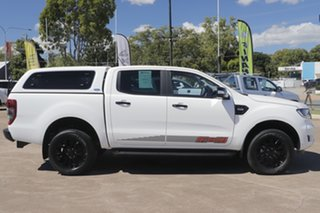 2020 Ford Ranger PX MkIII 2020.25MY FX4 White 6 Speed Sports Automatic Double Cab Pick Up