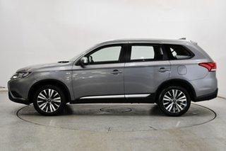 2019 Mitsubishi Outlander ZL MY19 ES AWD Grey 6 Speed Constant Variable Wagon.