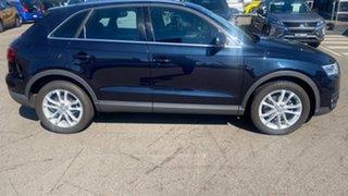 2014 Audi Q3 8U MY14 TFSI S Tronic Quattro Blue 7 Speed Sports Automatic Dual Clutch Wagon.