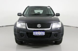 2010 Suzuki Grand Vitara JT MY08 Upgrade (4x4) Black 5 Speed Manual Wagon.