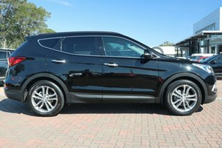 2016 Hyundai Santa Fe DM3 MY17 Highlander Black 6 Speed Sports Automatic SUV