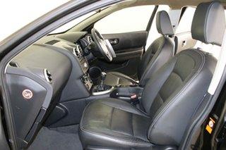2009 Nissan Dualis J10 TI (4x4) Black 6 Speed Manual Wagon