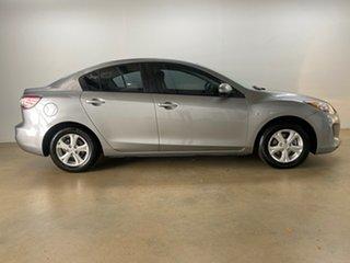2012 Mazda 3 BL 11 Upgrade Neo Grey 5 Speed Automatic Sedan.