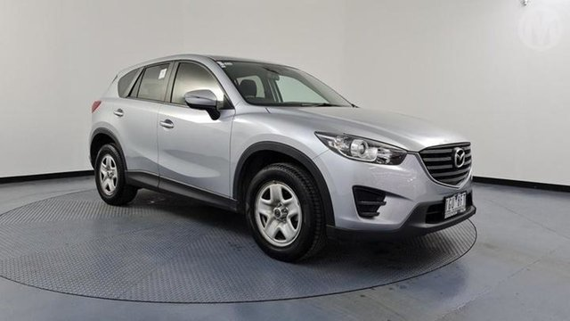 Used Mazda CX-5 MY15 Maxx (4x4) Altona North, 2016 Mazda CX-5 MY15 Maxx (4x4) Silver 6 Speed Automatic Wagon
