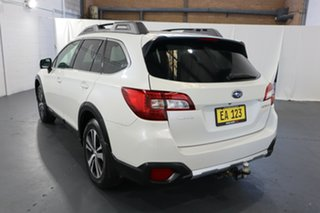 2019 Subaru Outback B6A MY19 2.5i CVT AWD Premium Crystal White Pearl 7 Speed Constant Variable