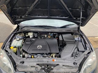 2005 Mazda 3 BK10F1 Neo Grey 4 Speed Sports Automatic Hatchback