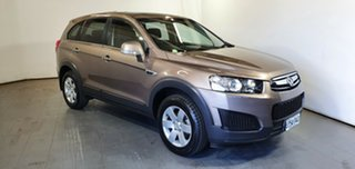 2013 Holden Captiva CG MY14 7 LS Bronze 6 Speed Sports Automatic Wagon