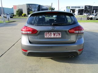 2016 Kia Cerato YD MY16 SI Grey 6 Speed Sports Automatic Hatchback