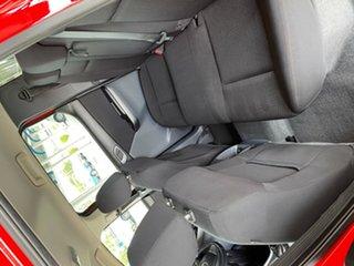 2017 Mazda BT-50 XTR Red Sports Automatic Dual Cab Utility