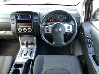 2012 Nissan Navara D40 S6 MY12 ST 4x2 Red 5 Speed Sports Automatic Utility