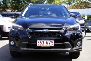 2018 Subaru XV G5X MY18 2.0i-S Lineartronic AWD Crystal Black 7 Speed Constant Variable Wagon.